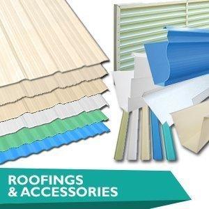 Metalplas Metallic Plastic Roofing and Accessories